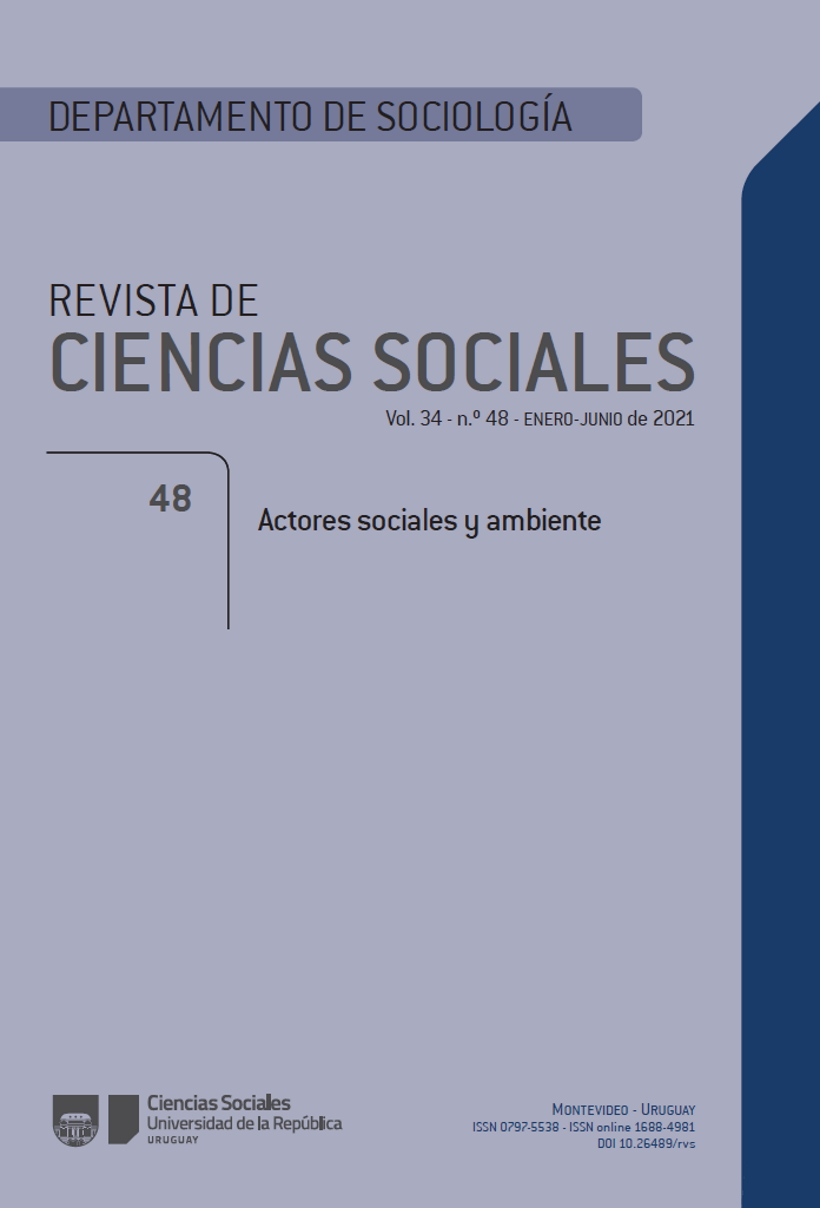 Actores sociales y ambiente